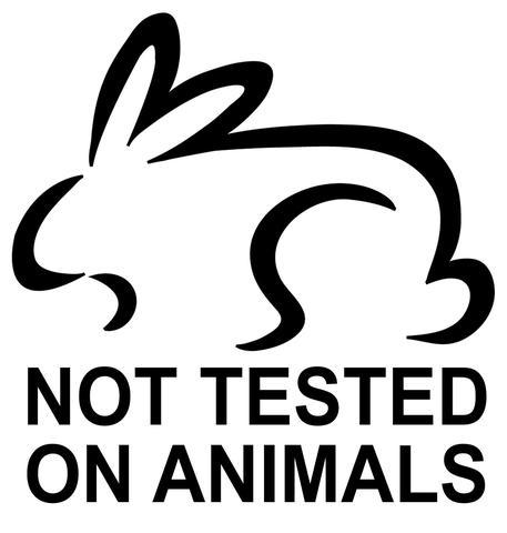 glantier nietestowane na zwierzętach